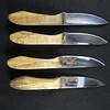 4 Small knives