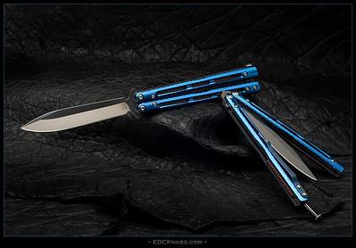 EDCK-BM51Ti-Chevron-BluePolished