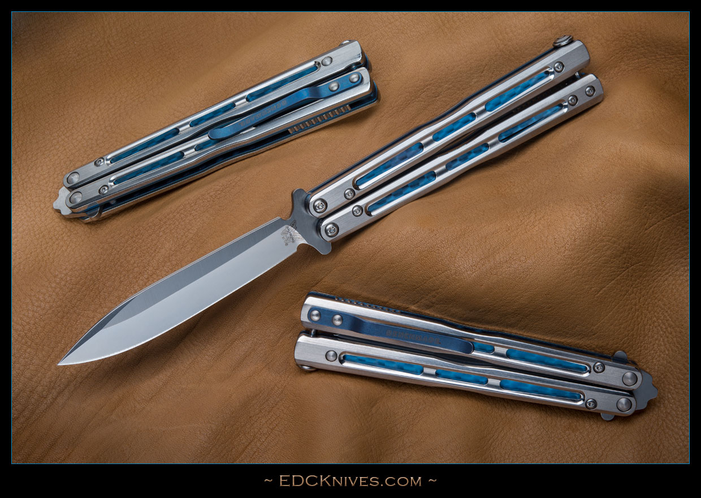 EDCKnives-BM51Ti-Satin