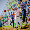 """22 Things: Nos. 2 & 3 (Chefs & Bartenders)"" photo shoot for HAWAI'I Magazine — Quinten Frye, Sheldon Simeon, Mark ""Gooch"" Noguchi & Chris Kajioka. © 2013 Sugar + Shake"