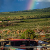 {friday photo}: Rainbow over West Maui, taken during #KFRESH13 weekend. © 2013 Sugar + Shake