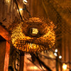 Pufferfish lantern at La Mariana. Shake covets these. © Sugar + Shake