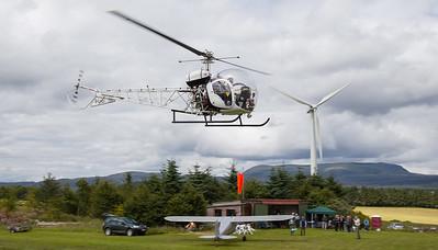 G-LHCI Bell 47