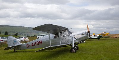 G-AHBM Hornet Moth