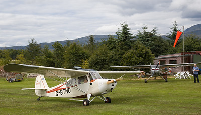 G-BTNO Aeronca Champion