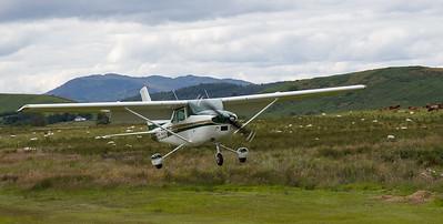 G-LEGG Cessna 182