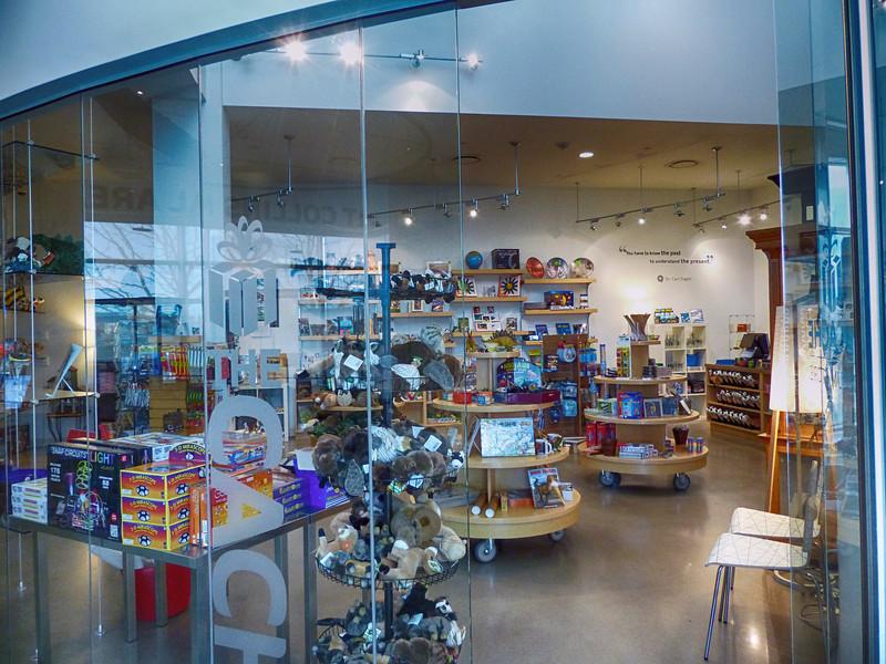 Gift shop!