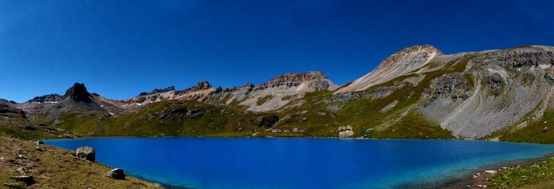 Ice Lakes - September 2015