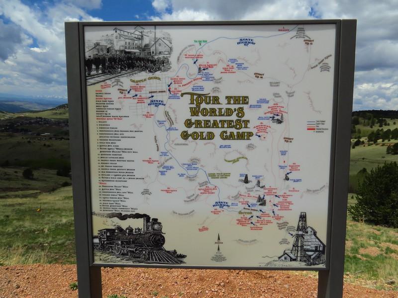 High Park Road - Gold Belt Tour