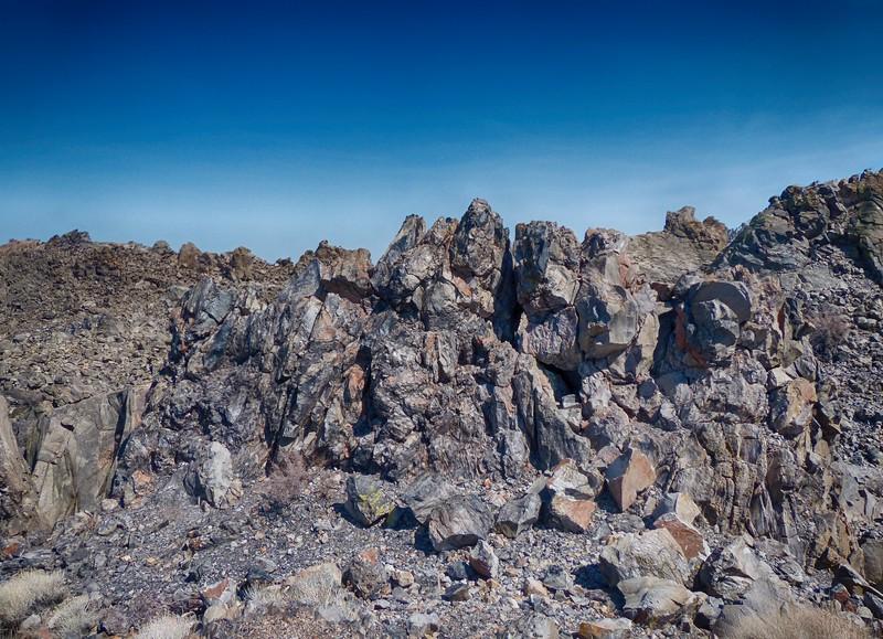 Panum Crater - California - April 9, 2017