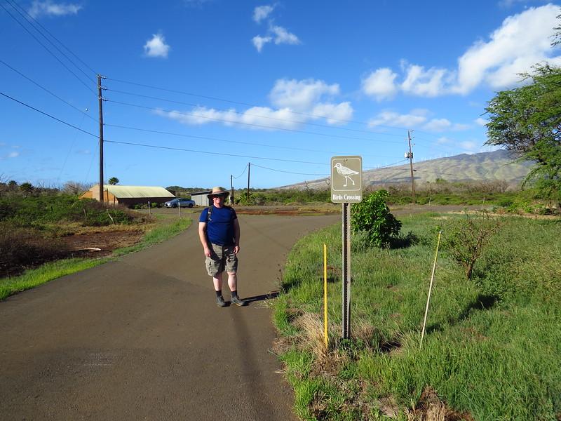 Kealia Pond National Wildlife Refuge - Maui - 2017