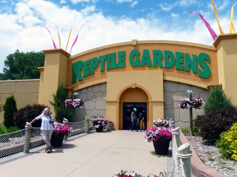 Reptile Gardens - June 13, 2017