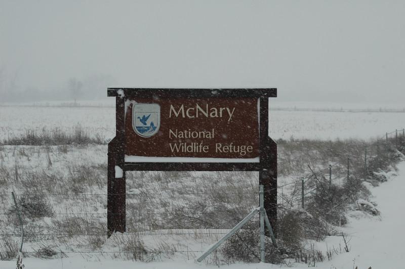 McNary National Wildlife Refuge