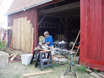 Knoll Barn Repairs