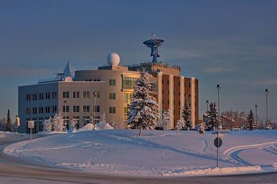 UAF Winter Solstice Sunrise