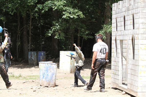 Paintball Outing 6-21-14