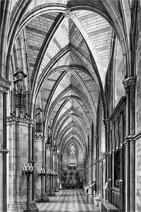 North Aisle, Southwark Cathedral