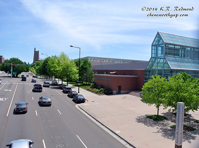 Henley Street at the Knoxville Convention Center