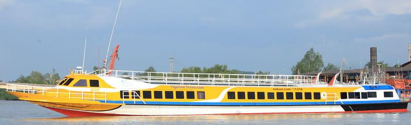 Ao Nang ferry schedule