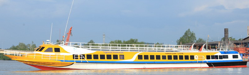 Ko Kradan ferry schedule