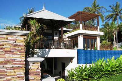 Klong Nin Pool Villa For Rent, image copyright KoLanta.net