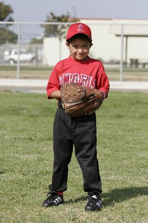#01 Anthony Cortez, Ocean View Pony Baseball, 2005 Shetland Angels