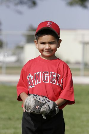 #08 Jacob Vallejo, Ocean View Pony Baseball, 2005 Shetland Angels