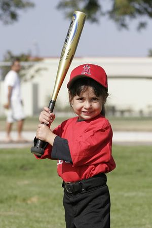 #04 Breanna Loyola, Ocean View Pony Baseball, 2005 Shetland Angels