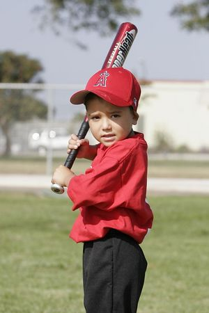 #3 Anthony Quirarte, Ocean View Pony Baseball, 2005 Shetland Angels