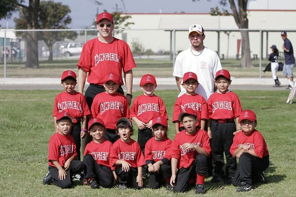 Ocean View Pony Baseball, 2005 Shetland Angels