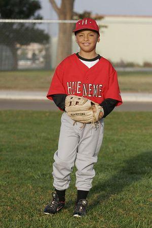 #11 Ramiro Ramirez, Jr., Hueneme Nationals, 2005 Ocean View Pony Baseball, Pinto Division