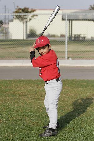 #09 Ramon Acevedo, Hueneme Nationals, 2005 Ocean View Pony Baseball, Pinto Division