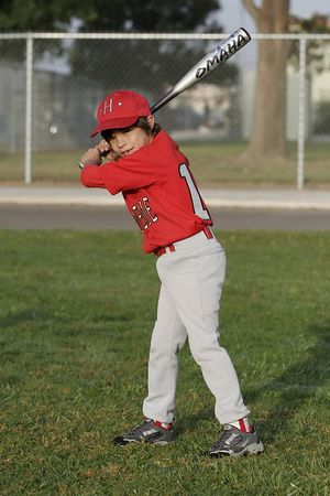 #10 Jacob Neri, Hueneme Nationals, 2005 Ocean View Pony Baseball, Pinto Division