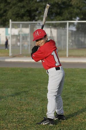 #16 Andres A. Vasquez, Hueneme Nationals, 2005 Ocean View Pony Baseball, Pinto Division