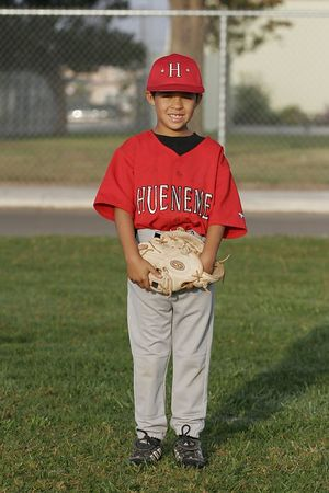 #03 Bobby Quirarte, Hueneme Nationals, 2005 Ocean View Pony Baseball, Pinto Division