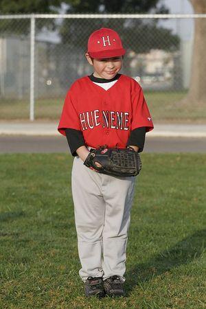 #05 Angel Reyes, Hueneme Nationals, 2005 Ocean View Pony Baseball, Pinto Division