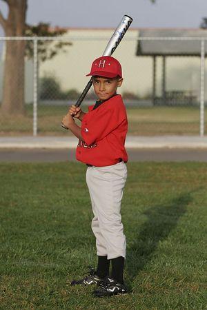 #02 Jose Mariscal, Hueneme Nationals, 2005 Ocean View Pony Baseball, Pinto Division