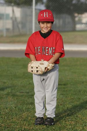 #15 Isaac Gonzalez, Hueneme Nationals, 2005 Ocean View Pony Baseball, Pinto Division