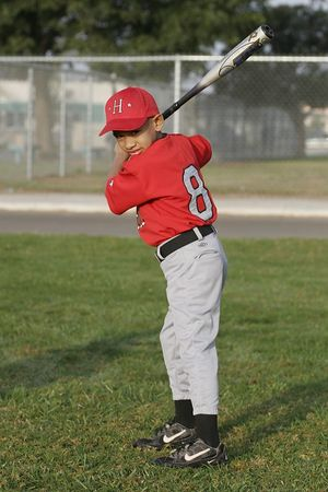 #08 Troy Erwing, Hueneme Nationals, 2005 Ocean View Pony Baseball, Pinto Division