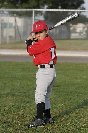#17 Anthony Aranda, Hueneme Nationals, 2005 Ocean View Pony Baseball, Pinto Division