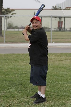 Coach Rollie Nava, Hueneme Nationals, 2005 Ocean View Pony Baseball, Pinto Division