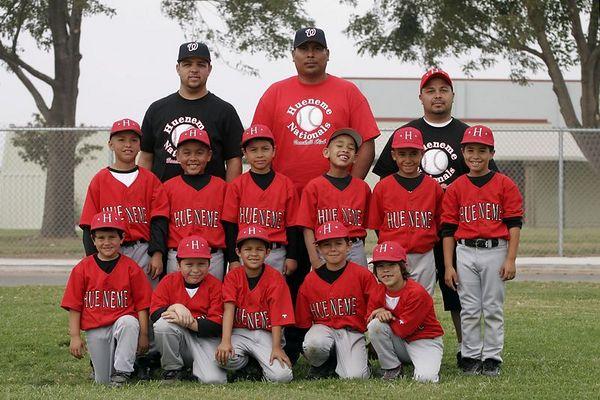 Hueneme Nationals, 2005 Ocean View Pony Baseball, Pinto Division