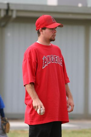 Coach Andrew Cooper, Royals vs. Angels, 2005 Ocean View Pony Baseball, Shetland Division