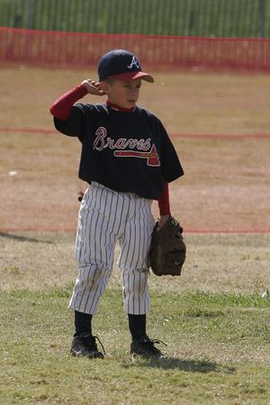 Braves vs. Angels, 2005 Ocean View Pony Baseball, Pinto Division