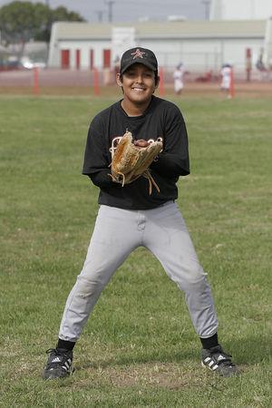 #05 Benjamin Velez Ramirez, Astros, 2005 Ocean View Pony Baseball, Pony Division