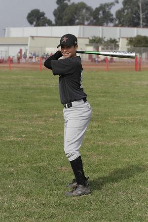 #10 Jorge A. Valadez, Astros, 2005 Ocean View Pony Baseball, Pony Division