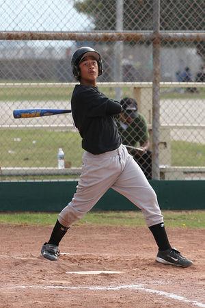 #11 J.J. Lujan, Astros vs. Nationals, 2005 Ocean View Pony Baseball, Pony Division