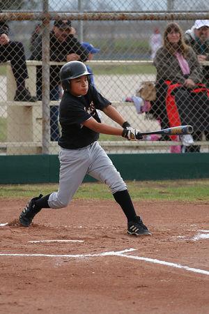 #03 Vernon Tumamait, Astros vs. Nationals, 2005 Ocean View Pony Baseball, Pony Division