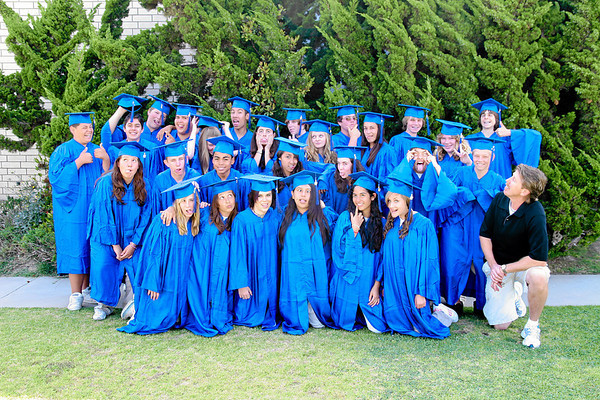 8th grade graduates of St. John's Lutheran School. (Image taken with Canon EOS 20D at ISO 200, f4.0, 1/125 sec and 23mm)