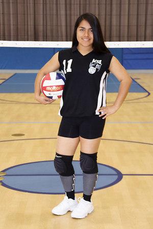 Alexis Nunez, 2006 ACEZ 14-1 Volleyball
